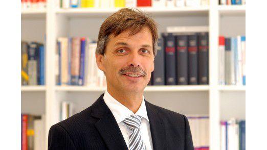 Jörg Becker, Professor für Wirtschaftsinformatik und Informationsmanagement an der Westfälischen Wilhelms-Universität Münster und Akademischer Direktor des ERCIS.