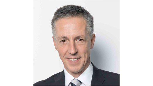 HP-Deutschlandchef Volker Smid sieht in Cloud-Computing die Generallösung für alle IT-Probleme.