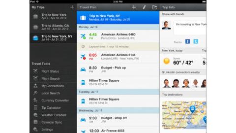 Urlaubs-Apps fürs iPad - Foto: Worldmate