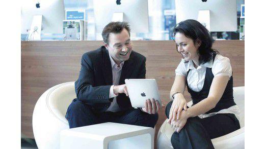 Die meisten Arbeitnehmer kommunizieren nach wie vor am liebsten von Angesicht zu Angesicht.