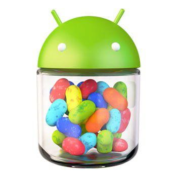 Als kleineres Update trägt Android 4.3 weiterhin den Namen Jelly Bean.