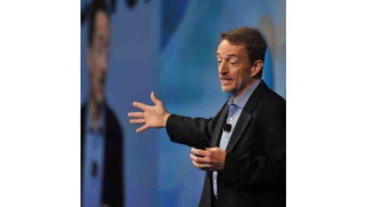 Die Ernennung von Pat Gelsinger zum neuen CEO markiert einen Wendepunkt: VMware will viel mehr als nur Server-Virtualisierung verkaufen. Zugleich muss es sich gegen die erstarkende Konkurrenz von Microsoft und Citrix wehren.