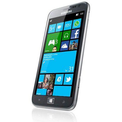 Samsungs letztes Windows Phone: Das Samsung Ativ S von 2012