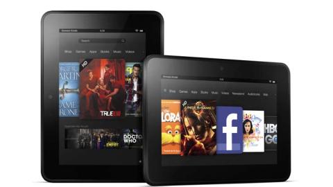 Amazon Kindle Fire HD - Foto: Amazon