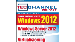 Buch und eBook: Neues TecChannel-Compact: Windows 2012