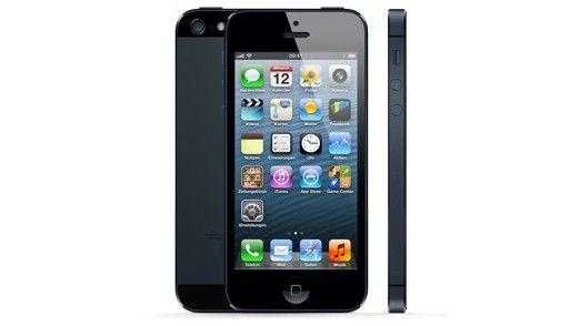 Das neue Apple iPhone 5.