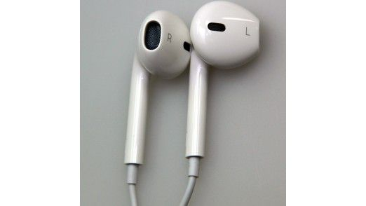 Die neuen Apple Earpods.