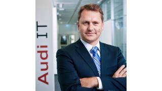 Mattias Ulbrich über seinen Start: Audi-CIO: Keine 100 Tage Zeit - Foto: Audi AG