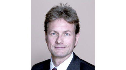 Frank Wermeyer, Geschäftsverantwortlicher für De-Mail bei der Deutschen Telekom.