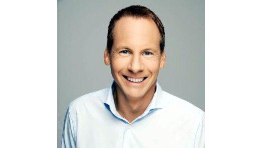 Daniel Keller ist CIO bei Axel Springer.