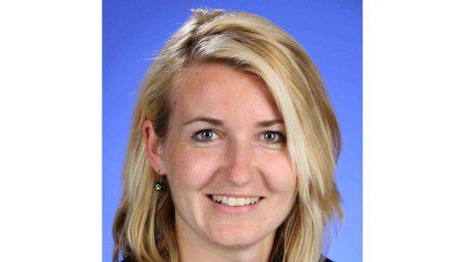 Stephanie Riese von der Personalbetreuung der Universitätsmedizin Mannheim schwört auf die Vorteile von Software für das Bewerbungsmanagement: Alles geht schneller, mit weniger Aufwand.