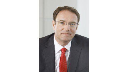 Martin Sonnenschein von A.T. Kearney sieht bei Firmen großen Nachholbedarf, was deren Familienfreundlichkeit angeht.