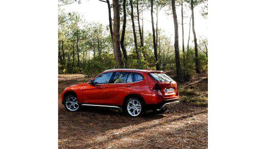Jahreswagen wie zum Beispiel der X1 von BMW sind keine schlechte Wahl. Bei Fahrzeugen mit Mietwagen-Historie gibt es aber einiges zu beachten.