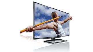 Full HD war gestern: Mit 4K schärfer fernsehen - Foto: Toshiba