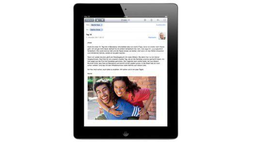 Das Apple iPad 3 im Vergleich mit Microsofts Surface, dem Kindle Fire HD 8.9 und dem Galaxy Note 10.1.