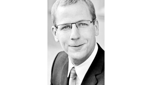 """Tobias Weber, Projektleiter bei TNS Infratest. """"Da ist Bewegung im Markt."""""""