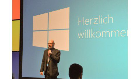 Windows 8: Launch in Berlin
