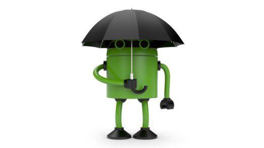 """Der in Android 4.2 eingebaute Malware-Schutz """"Application Verification Service"""" musste sich im Test der Schadsoftware stellen. Ergebnis: Der Android-Schutz erkennt nur rund 15 Prozent der Schädlinge."""