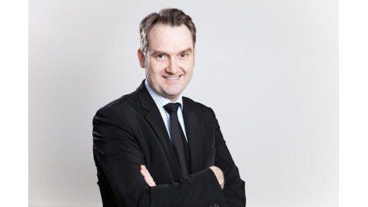 Oliver Grün, Vorstand der Grün Software AG und Präsident des Bundesverbands für IT-Mittelstand (BITMi e.V.).