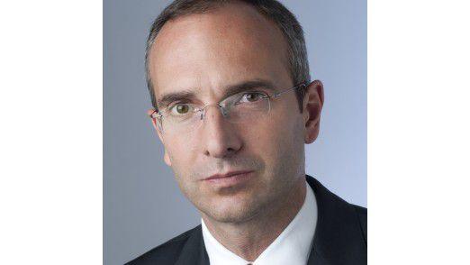 """Alexander Lichtenberg, IT-Vorstand der Bausparkasse Schwäbisch Hall (BSH): """"Wir müssen weg von singulären Modernisierungsvorhaben und hin zu rollierenden Modernisierungsprozessen."""""""