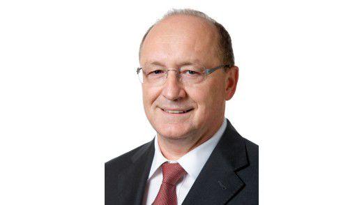 SAP-Vorstand Gerhard Oswald will, dass Firmen künftig auf einer einzigen SAP-HANA-Datenbankinstanz mehrere OLTP- und OLAP-Systeme nebeneinander betreiben können.