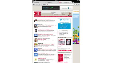 Alternative Browser fürs iPad