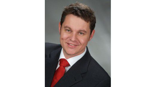 Thomas Bierhoff, Leiter der Arbeitsgruppe IC Systems and Simulation im C-Lab in Paderborn, verantwortet das Projekt RTTF.
