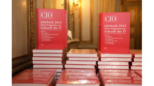 Das CIO-Jahrbuch 2013.