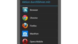 Chrome, Firefox, Orweb, Opera: 10 alternative Browser für Android