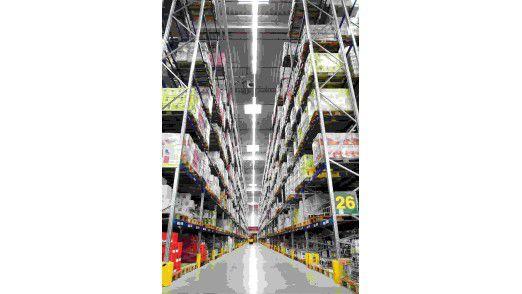 Blitzsauber und ordentlich: Logistik und Management der Prozesse entscheiden über den Erfolg am Markt.
