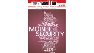 Marktstudie: Trendmonitor zum Thema Mobile Security - Foto: Trendmonitor