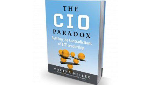 """Das Buch """"The CIO Paradox"""" ist im Bibliomotion Verlag erschienen. Preis: 8,99 Euro."""