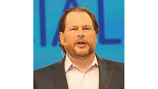 Salesforce-CEO Marc Benioff sieht sich als den eigentlichen Gründer von Public Cloud. Die zunehmende Verbreitung dieser Technologie könnte ihm jetzt Recht geben.