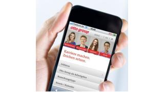 Otto relauncht mobile Karriereseite: Kaum Smartphone-Bewerbungen - Foto: Otto Group