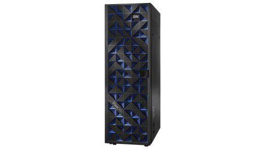 IBM bietet mit DataPure System Hardware für Projekte wie Analytics im Gesundheitswesen.