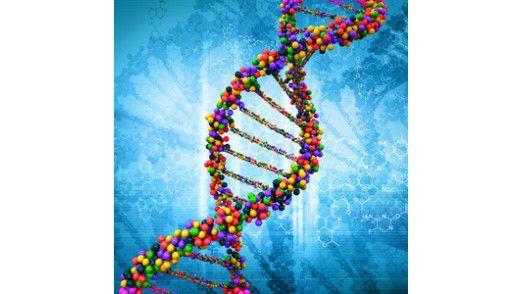 Forscher speichern digitale Daten in der DNA.