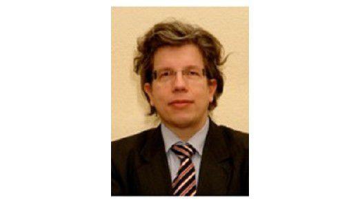 Experton-Analyst Holm Landrock: Big Data braucht auch Fantasie.