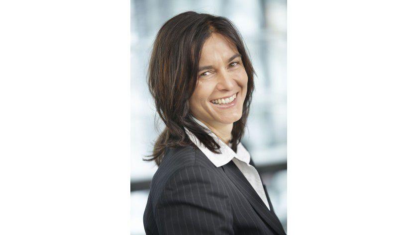 """""""Ich halte das für einen rückwärtsgewandten Schritt"""", sagt Brigitte Hirl-Höfer von Microsoft Deutschland über das Home-Office-Verbot bei Yahoo."""