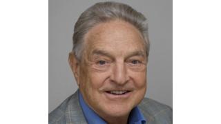 Porträt: Wie sich George Soros als Euro-Retter inszeniert - Foto: GeorgeSoros.com