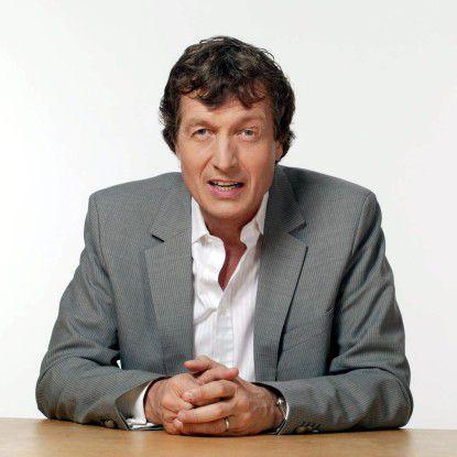 Kommunikations- und Körpersprachenexperte Michael Rossié