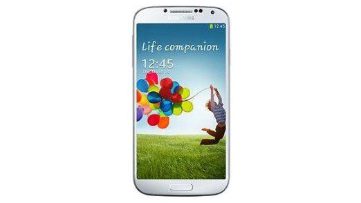 Das Samsung Galaxy S 4.