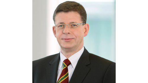 T-Systems-Chef Reinhard Clemens