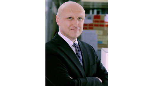 Georg Büttner ist zweiter Geschäftsführer der gkv Informatik.