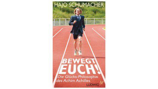 """Das Buch """"Bewegt Euch!"""" ist im Ludwig Verlag zum Preis von 19,99 Euro erschienen."""