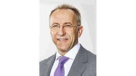 Im Juni 2013 tritt Peter Sany seine neue Stelle als Informatik-Leiter der Swiss Life Schweiz an.