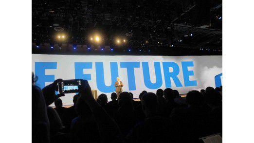 CEO Joe Tucci, der starke Mann von EMC, ist sich sicher, dass sein Unternehmen mit Big Data und Cloud weiter den Storage-Markt beherrschen kann.