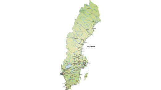 In Luleå, hoch oben im nördlichen Schweden, rund 110 Kilometer südlich vom nördlichen Polarkreis entfernt, entsteht das erste Facebook-Rechenzentrum außerhalb Amerikas.