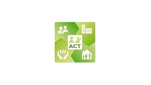 Das ACT-Programm wird von der EU gefördert und soll die Koordination im Gesundheitswesen und die Tele-Medizin voranbringen.