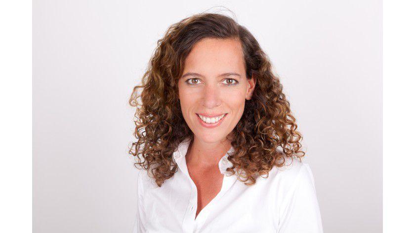 Erfolgreiche Firmengründerin mit Kind: Miriam Wohlfarth von Ratepay.