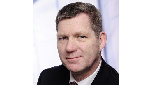 Jens Borchers ist Senior Executive Manager für Application Management Services bei Steria Mummert Consulting.